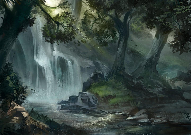 dark_forest_by_nurkhular-d46drkg